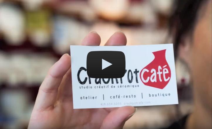 Crackpot Café Peinture Sur Céramique Café