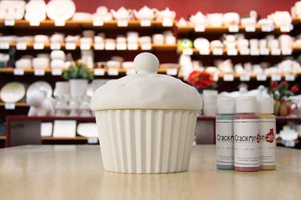 jarre cupcake moyenne